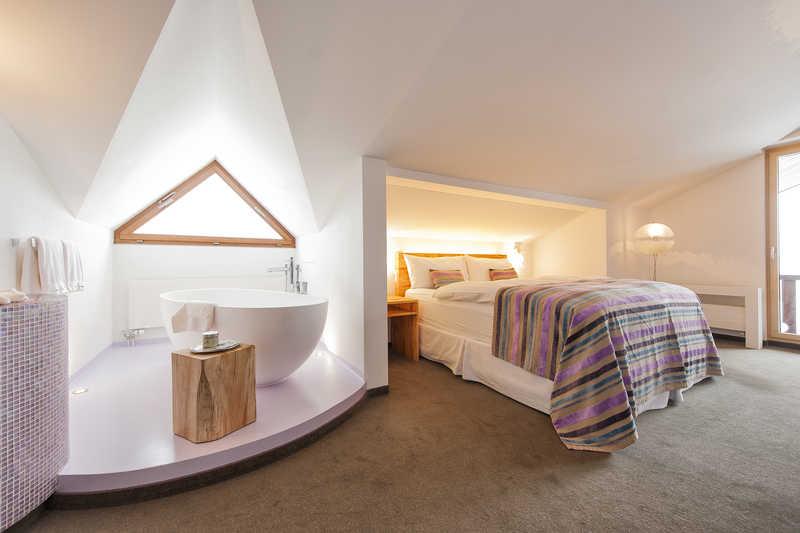 Hotels mit Roll-Top-Badewannen